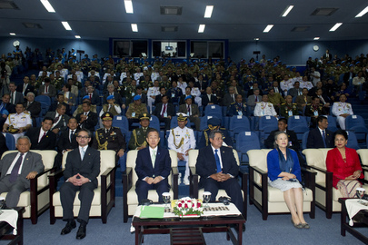 Secretary-General Delivers Lecture on Peacekeeping in Jakarta