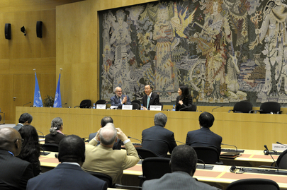 Secretary-General Addresses WMO Staff in Geneva