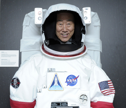 Secretary-General Pays Tribute to Space Flight Day