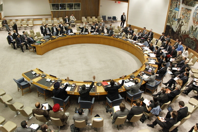 Security Council Authorizes Deployment of Ceasefire Monitoring Team to Syria