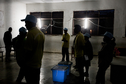 Timor-Leste Holds Second Round of Presidential Election