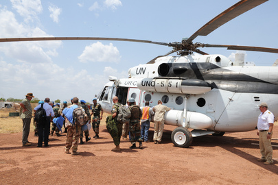 UN Evacuates Wounded, Assesses Damage, after Bombings in South Sudan