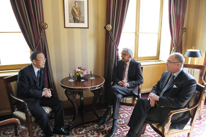 Secretary-General Meets Luxembourg Parliamentary Leaders