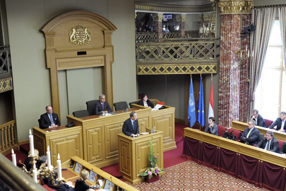 Secretary-General Addresses Parliament of Luxembourg