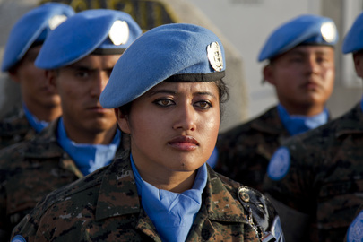 MINUSTAH Awards Medals to Guatemalan Peacekeepers