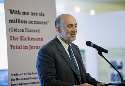 UN Exhibit Spotlights Eichmann Trial in Jerusalem