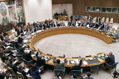 Security Council Authorizes UN Supervision Mission in Syria