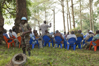 UN Mission Organizes Workshop with Local Chiefs in Côte d'Ivoire