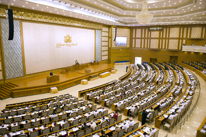 Secretary-General Makes Historic Address to Myanmar Parliament