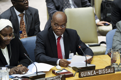 Security Council Discusses Guinea-Bissau after Coup d'Etat