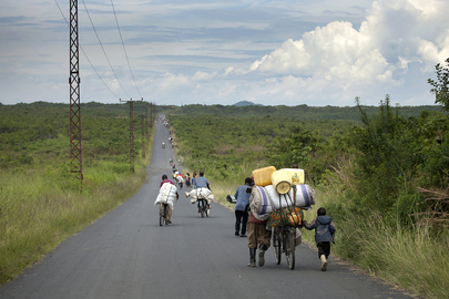 Villagers Flee Violence in DRC's North Kivu Province
