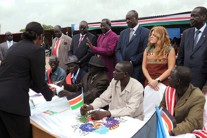 South Sudan's Jonglei Communities Sign Agreement to End Inter-Ethnic Strife
