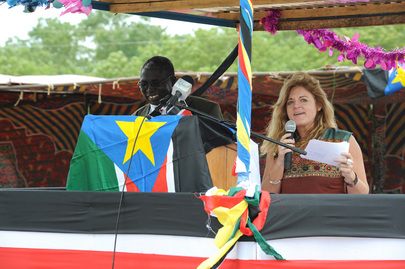 South Sudan&#039;s Jonglei Communities Sign Agreement to End Inter-Ethnic Strife