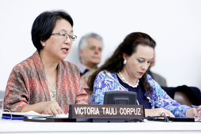 Indigenous Forum Eleventh Session Proceeds at UN Headquarters