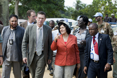 Assistant-Secretary General for Human Rights Visits Democratic Republic of Congo