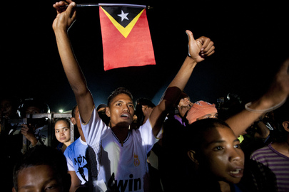Timor-Leste Celebrates New President and 10th Anniversary of Independence Restoration