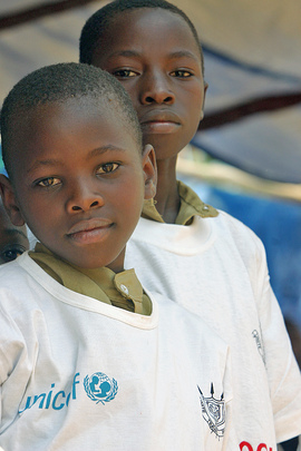 'Back To School' Programme in Burundi
