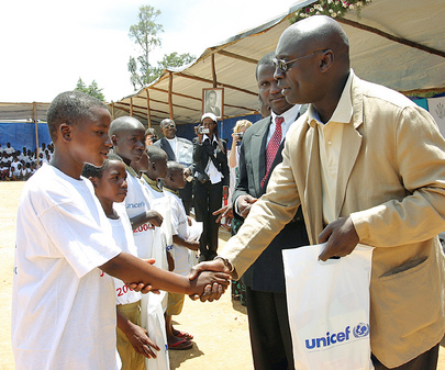 'Back To School' Programme in Burundi