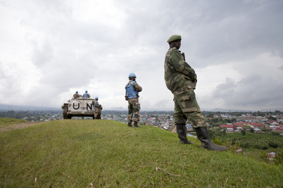 UN and Government Forces Secure DRC Town against Rebel Attacks
