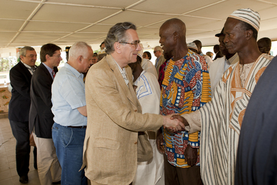 Security Council Visits Guiglo, Côte d'Ivoire
