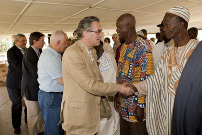 Security Council Visits Guiglo, Côte d'Ivoire
