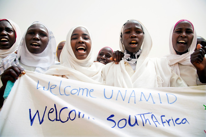UNAMID Opens Clinic and Schools in Underserved Area of North Darfur