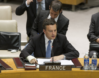 Security Council Briefs on Mission to West Africa