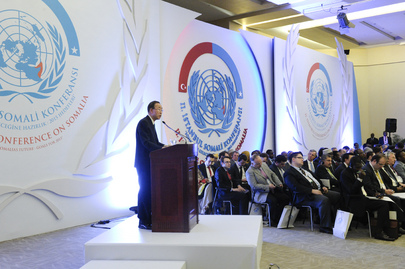Secretary-General Addresses 2nd Istanbul Conference on Somalia