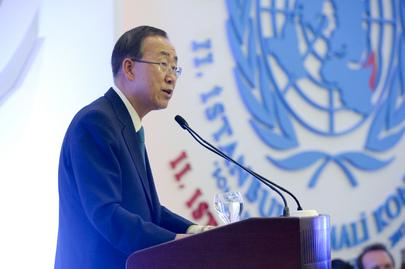 Secretary-General Addresses 2nd Istanbul Conference on Somalia