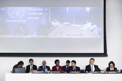 Deputy Secretary-General Addresses ECOSOC on Peacebuilding