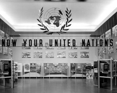 "United Nations Exhibit ""Know Your United Nations"""