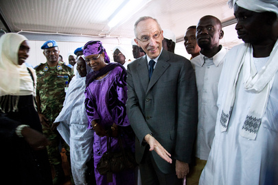 Assistant Secretary-General for Peacekeeping Visits Darfur