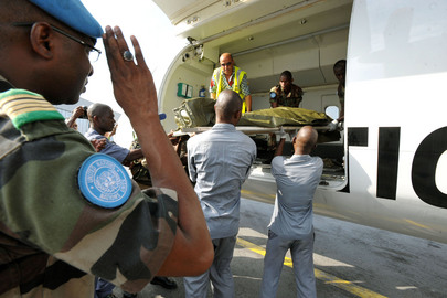 Seven UN Peacekeepers Killed in Cte d'Ivoire