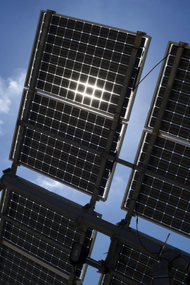 Solar Energy Powers