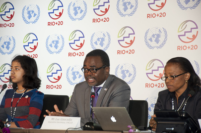 World Day to Combat Desertification Press Conference