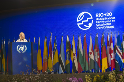 Rio+20 Conference Opens in Brazil