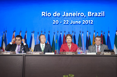 Rio+20 Plenary Session