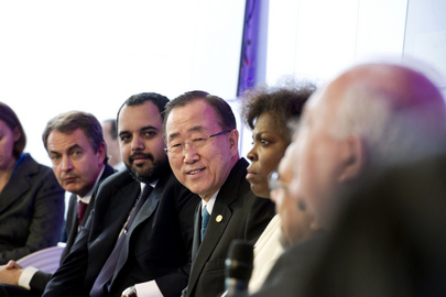 Final Day of Talks, High-Level Meetings at UN Sustainable Development Summit