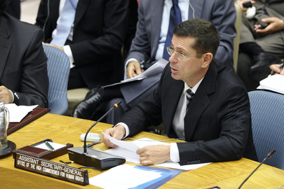 Security Council Meets on Civilian Protection in Conflict