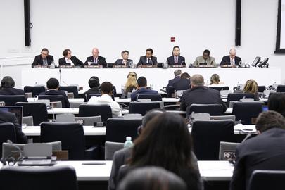 Assembly President Convenes Counter-Terrorism Seminar
