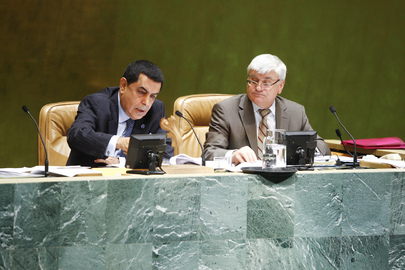 Assembly Reviews UN Global Counter-Terrorism Strategy