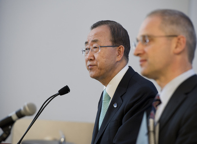 Secretary-General Briefs on Rio+20 Outcomes