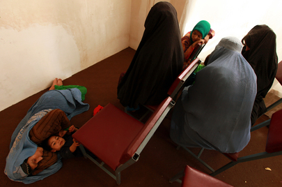 UN Supports Drug Treatment Centres in Afghanistan