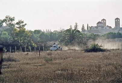 United Nations Peacekeeping Force in Cyprus (UNFICYP)