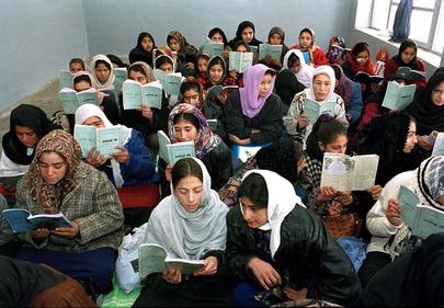 Afghanistan: UNICEF Girls' Education