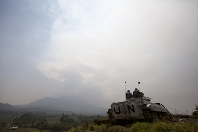 MONUSCO and FARDC Deploy in North Kivu