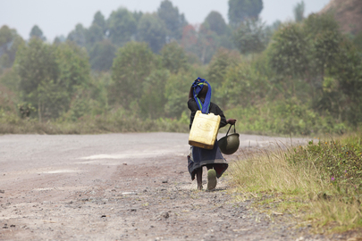 Locals flee Rutshuru Following Take Over by Rebel Group