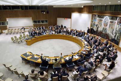 Security Council Extends Mandate of Syria Mission for Thirty Days