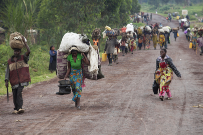 Fighting Between Rebels and Armed Forces Intensifies in Eastern DRC