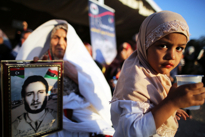 Libyans Remember Prison Massacre under Qadhafi